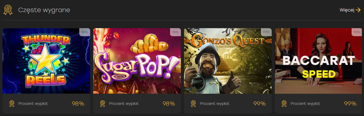 Bitcoin Casino Unikalne VIP